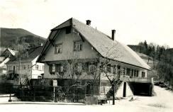 Hausansicht von 1927